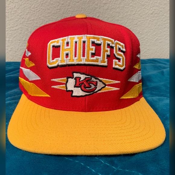 newest 2b89f 049e0 Kansas City Chiefs Snapback Hat